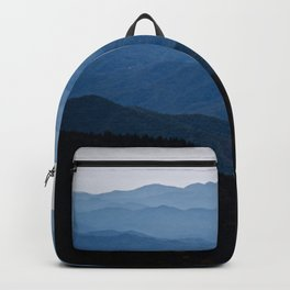Shades of Blue- Smoky Mountains Backpack