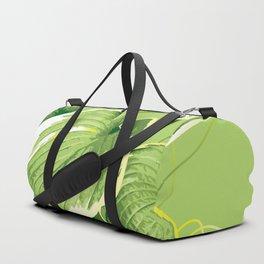 Ficus Plant 3 Duffle Bag