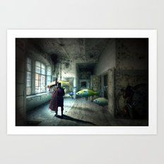 Dream Factory  Art Print