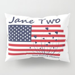 The Story Of Jane Two Pillow Sham