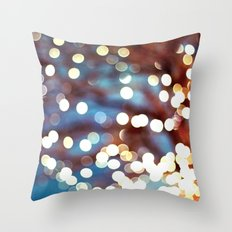 What Are You Doing New Year's Eve? Throw Pillow
