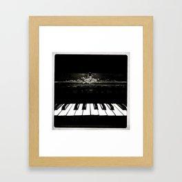 Ivories Framed Art Print