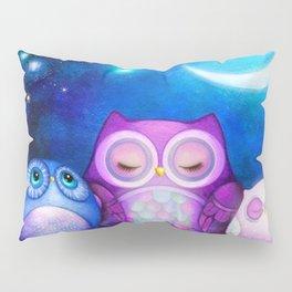 NIGHT OWLS Pillow Sham