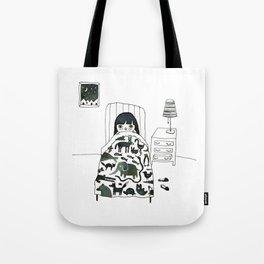 Animal Fear Tote Bag