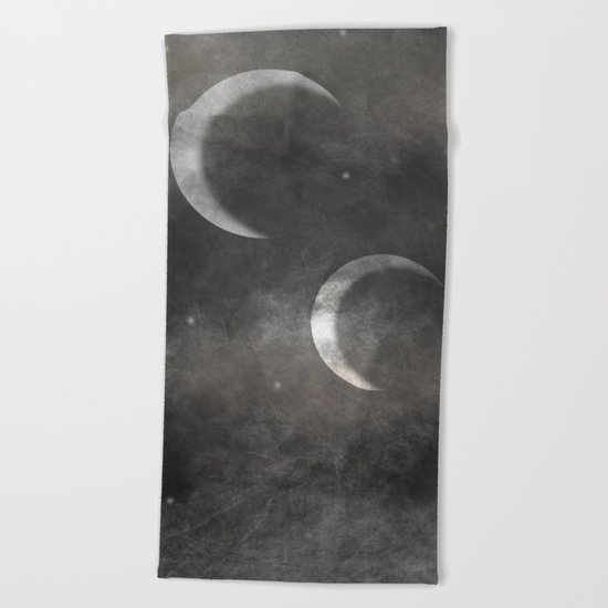 Mother of the Moons Beach Towel