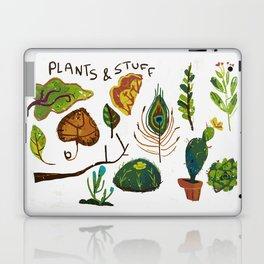 Plants and stuff Laptop & iPad Skin