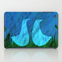 lovers iPad Cases featuring Lovers by Inmyfantasia