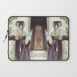 The Sheep Spinner Laptop Sleeve