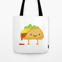 Happy Taco Tote Bag