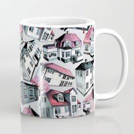 Danish small town pattern Coffee Mug