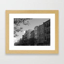 Lofty Living Framed Art Print