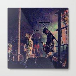Jesse Lacey- Brand New Concert 2 Metal Print
