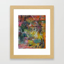 Jazz Framed Art Print