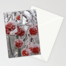 The Frost Stationery Cards