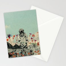 Lonely Diver Stationery Cards