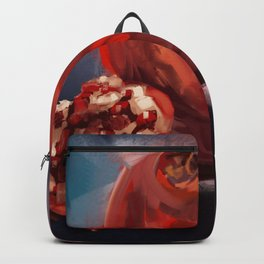 Pomegranate Backpack