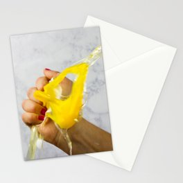 Destroyer of Eggs Stationery Cards