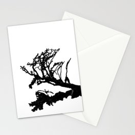 Fallen Tree - Minimalist Print Stationery Cards