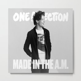 Made in the A.M Louis Metal Print