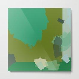 Ode to green 3 Metal Print