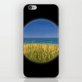 World Within Me - Beachside iPhone Skin