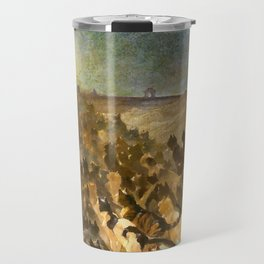 """Théophile Steinlen """"The Apotheosis of the Cats"""" Travel Mug"""