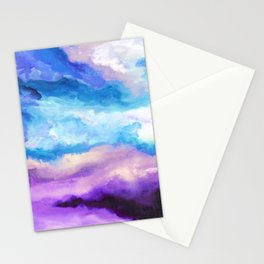 Noche Azul Stationery Cards