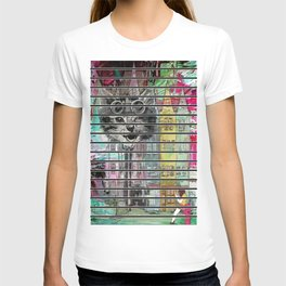 Alice Through The Cat House T-shirt