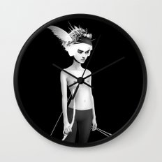 Possily Wall Clock