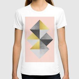 Minimalist polygon II T-shirt