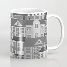 Urban. Black and white Coffee Mug