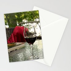 Recipe for Relaxation Stationery Cards