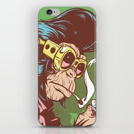 Knuckle Dragger iPhone Skin