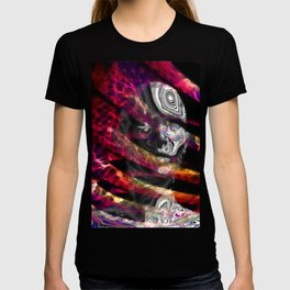 Trapped in turmoil of thoughts T-shirt