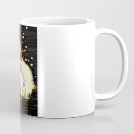 WE MUST BRING OUR OWN LIGHT TO THE DARKNESS Coffee Mug