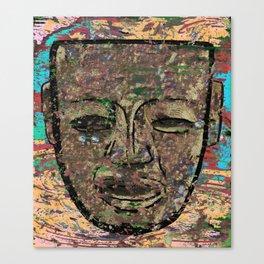 Mask Canvas Print