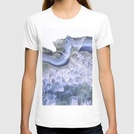 Intense Blue Agate T-shirt