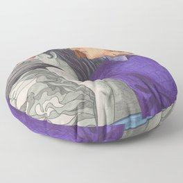 Heroine Floor Pillow