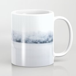 White Wonder Reflection Coffee Mug