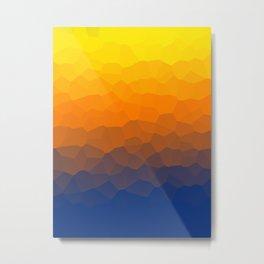 Ascent Alternate Metal Print