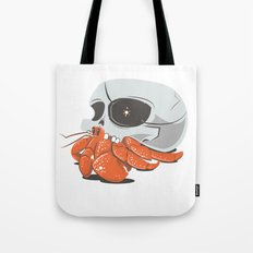 Skull House - One-Eyed Willie Tote Bag