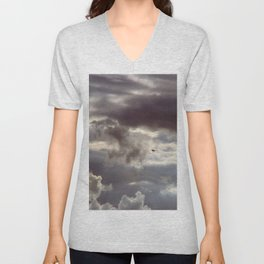 Twisted Cloud Unisex V-Neck