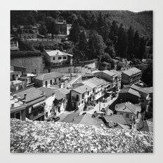 Rocca di Papa Canvas Print