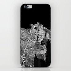 East Hill Cliff Railway iPhone & iPod Skin