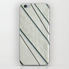 Black Lines iPhone & iPod Skin