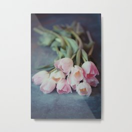 Beautiful Tulips Metal Print