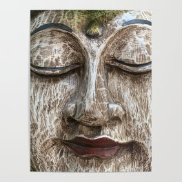Inner Peace by Mandy Ramsey, Haines, Alaska Poster
