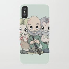 Precious Rejects iPhone Case