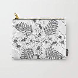 New Zealand Flora Carry-All Pouch