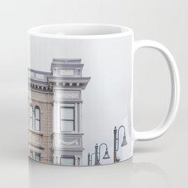 Armitage Avenue February - Chicago Photography Coffee Mug